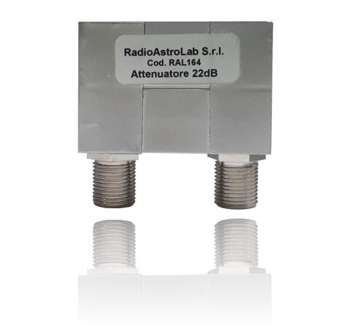 Unità esterna RAL10_LNB completa di illuminatore regolabile