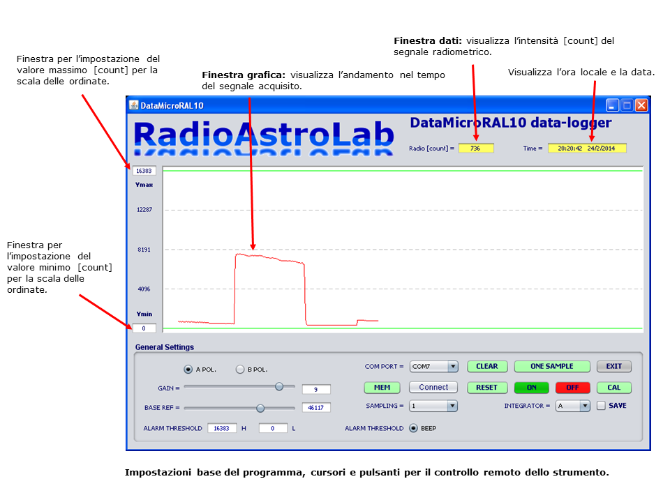 software radioastronomia