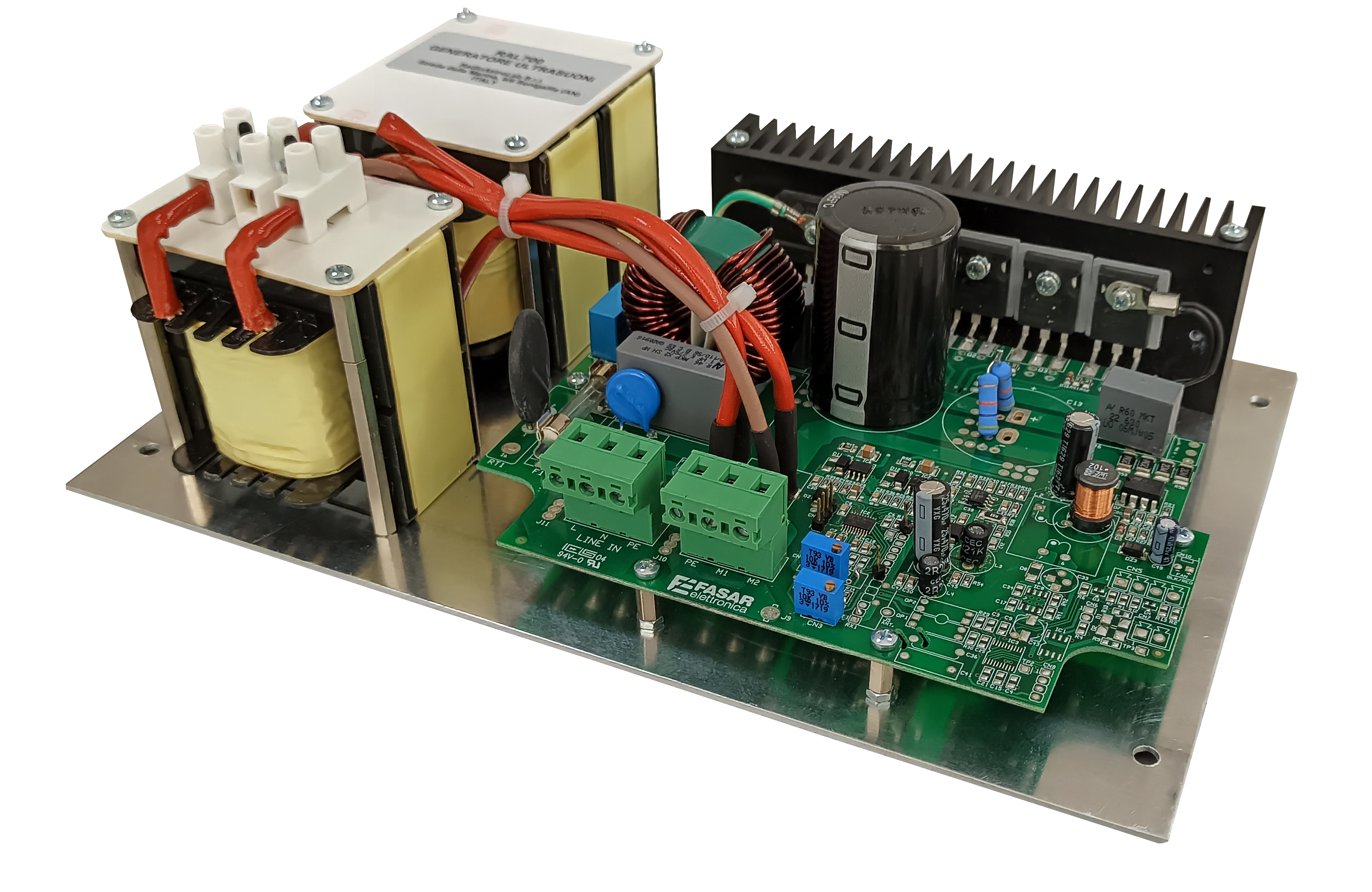 radioastrolab RAL700 generatore ultrasuoni